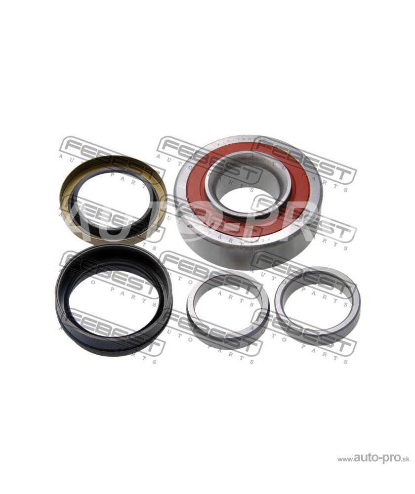 KUGELLAGER FÜR ACHSWELLE - REPARATURSATZ 40X94X26X31 9036340071, KIT-TRH200 für TOYOTA HIACE KDH2##,LH2##,TRH2## TOYOTA HIACE/REGIUSACE KDH2##,TRH2## TOYOTA HIACE/REGIUSACE KZH1##,LH1##,RZH1##,TRH1##