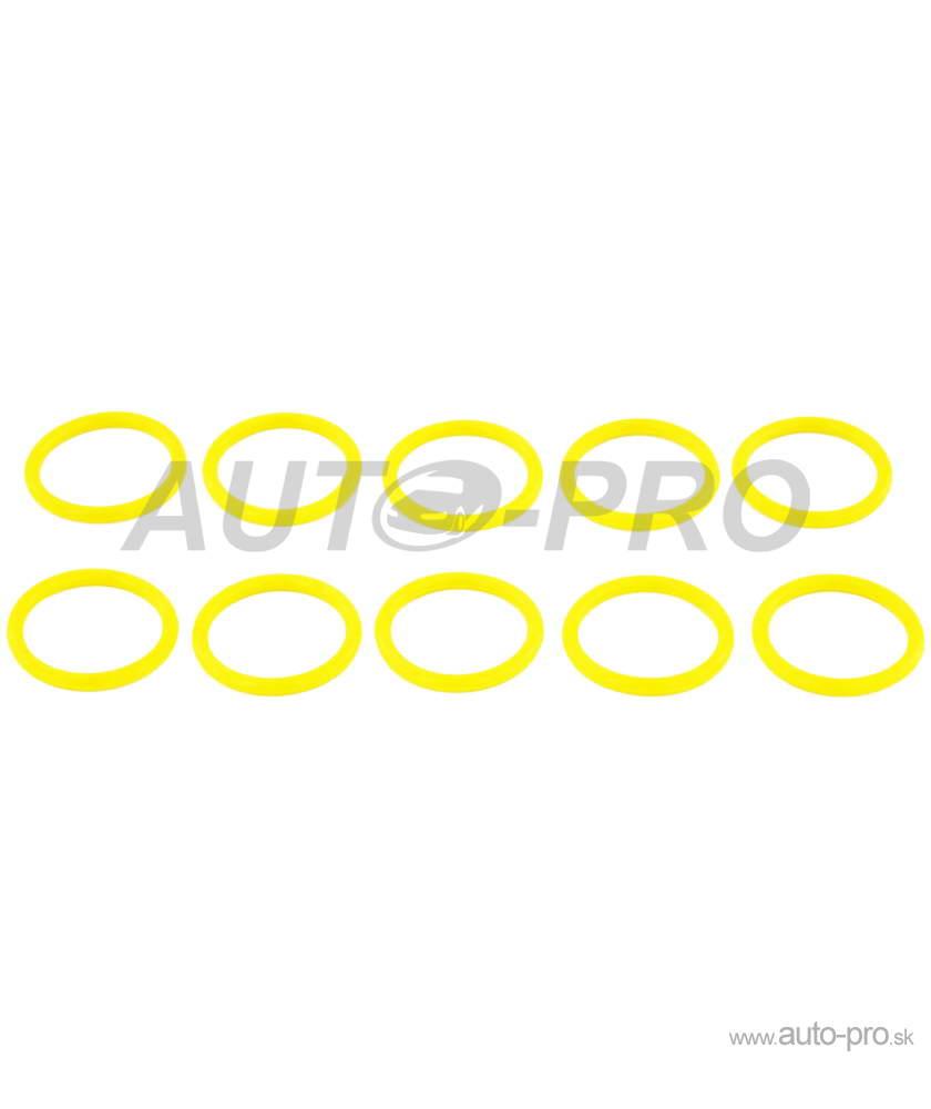 DICHTRING O-RING, KLIMALEITUNG PCS 10 Febest  988843, RINGAH-022-PCS10 für VOLVO