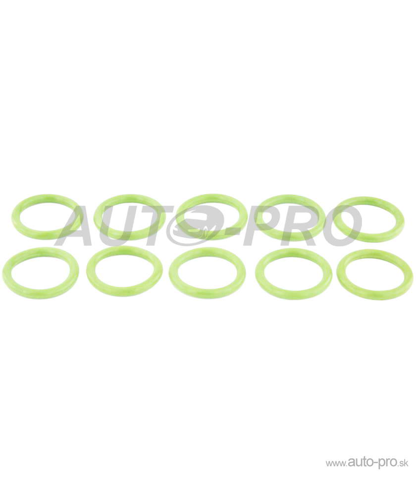 DICHTRING O-RING, KLIMALEITUNG PCS 10 Febest  6671099, RINGAH-027-PCS10 für NISSAN