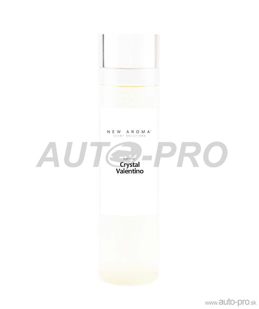 Vôňa do auto difuzéra Crystal Valentino 200ml