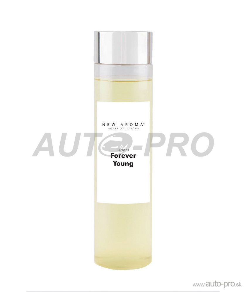 Duft zum Autodiffusor Forever Young 500ml Newaroma, esencialny_aroma_olej_forever_young500